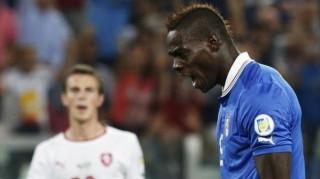 Italy giành vé dự World Cup 2014 sớm hai lượt đấu