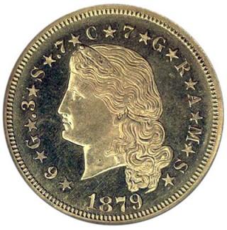 Đồng xu hiếm của Mỹ lên sàn đấu giá