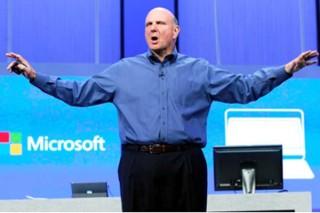 Steve Ballmer để lại di sản khổng lồ cho Microsoft