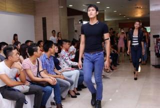Tập 1 Vietnam's Next Top Model: 'Ngôi nhà chung' không dành cho những thí sinh nhạt nhòa
