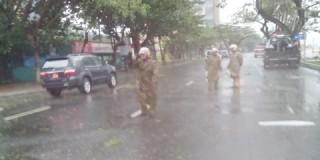 Đêm nay, tâm bão đổ vào Đà Nẵng