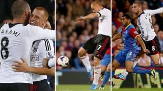 Fulham có chiến thắng tưng bừng