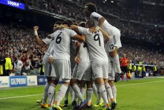Real Madrid 2-1 Juventus: Chiến thắng của Ronaldo