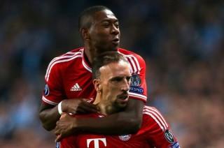 Bayern đại thắng Plzen: Ribery chưa bao giờ hoàn hảo thế này...
