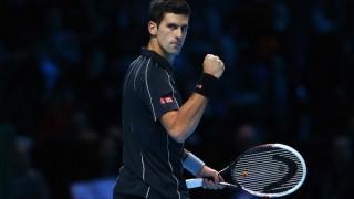 Djokovic lần thứ hai đánh bại Federer chỉ trong 4 ngày
