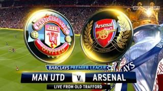 23h10 ngày 10/11 M.U vs Arsenal: Ác mộng trong nhà hát