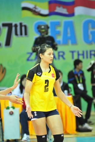 Các nữ VĐV xinh đẹp của thể thao Việt Nam