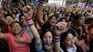 Phe đối lập ở Thái Lan tố bầu cử vi hiến