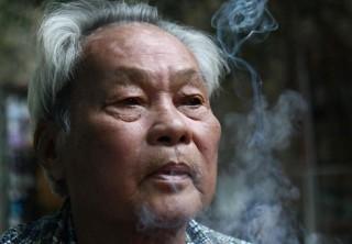 Nguyễn Quang Sáng về với dòng sông tuổi thơ