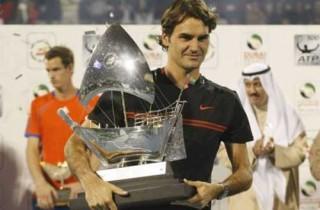 Federer tự tin dự Dubai Open