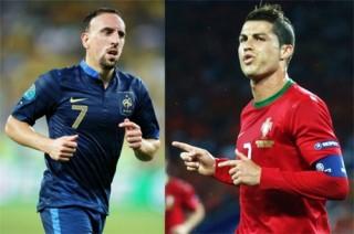 """Bốc thăm EURO 2016: Pháp vào """"bảng tử thần"""""""
