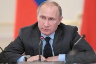 """Tổng thống Putin: """"Yanukovych không còn tương lai chính trị"""""""