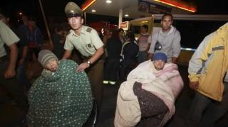 Sóng thần do động đất Chile có thể lan đến Indonesia