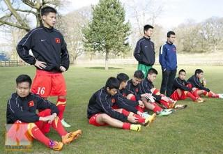 22h tối nay, U19 Việt Nam so tài U19 Lille