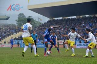 Vòng 12, V-League Eximbank 2014: Hùng Vương An Giang sẽ tiếp tục thua trên sân nhà!?