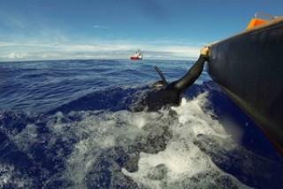 Tìm kiếm máy bay MH370: Lại phát hiện tín hiệu dưới nước