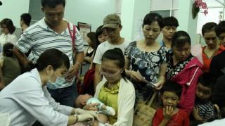 345 người lớn ở TP.HCM đã mắc bệnh sởi