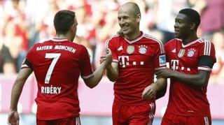 Đè bẹp Bremen, Bayern sẵn sàng đón tiếp Real