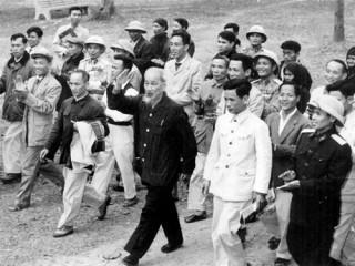 Văn hóa khoan dung, nhân ái Hồ Chí Minh