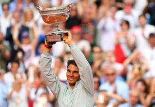 Nadal ngược dòng hạ Djokovic, lần thứ 9 vô địch Pháp Mở rộng