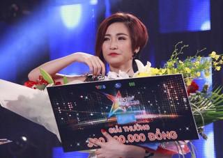 Hòa Minzy trở thành quán quân Học viện Ngôi sao