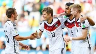 02h00 ngày 22-6, Đức vs Ghana: Xe tăng thẳng tiến