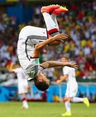 Miroslav Klose và kỷ lục World Cup: Người bình thường ở Castelao