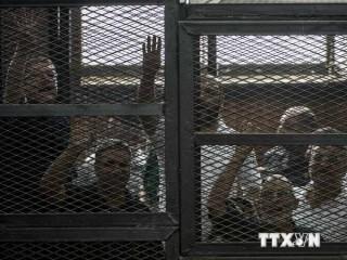 Ai Cập lại tiếp tục phạt tù thêm hàng trăm người ủng hộ MB