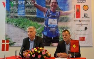 Đua marathon vượt núi để quảng bá cho du lịch Việt Nam