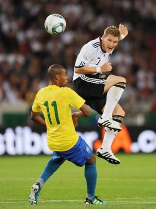 03h00 ngày 9-7 sân Mineirao, Brazil vs Đức: Tiếng sét phía chân trời