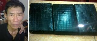 Khám phá 2 vụ vận chuyển ma túy, thu giữ 9 bánh heroin