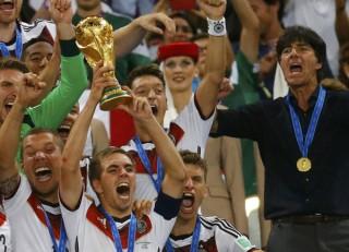 Thắng Argentina ở hiệp phụ, Đức vô địch World Cup 2014