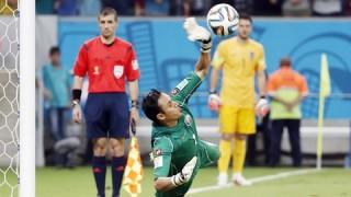 Kỳ World Cup của thủ môn