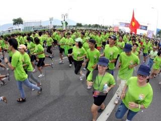 Hơn 4.200 vận động viên dự thi Marathon quốc tế Đà Nẵng
