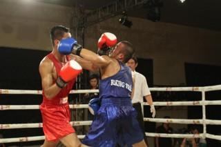 Giải boxing và võ cổ truyền VĐQG 2014: Nhà vô địch xuất trận