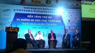 Việt Nam vào Top 10 nước gia công phần mềm tốt nhất