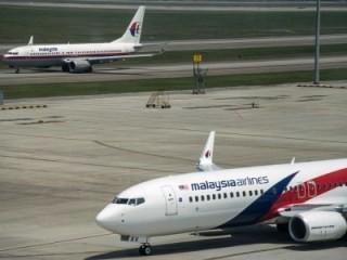 Máy bay của Malaysia Airlines suýt va chạm với máy bay hạ cánh