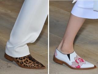 """Bà Becks """"lăng xê"""" loạt giày thấp tự thiết kế trong BST Xuân 2015"""