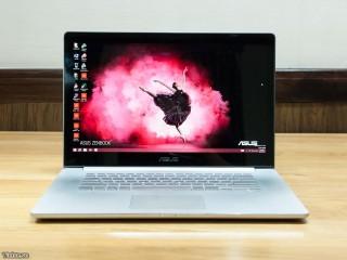 Trên tay và cảm nhận sơ bộ laptop màn hình 4K ASUS Zenbook NX500
