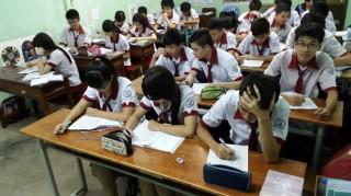 Bất ngờ không bỏ khối thi trong kỳ thi quốc gia