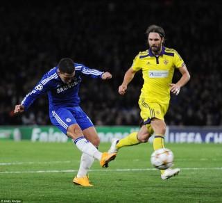 Chelsea 6-0 Maribor: Không Costa, không sao!
