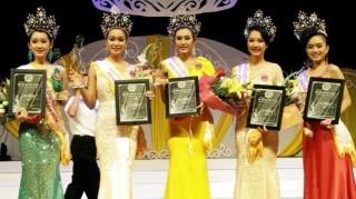 10 thí sinh, 5 người đoạt giải hoa hậu: Chuyện cười mà... buồn