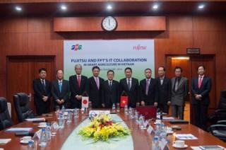 Hợp tác xây dựng nền nông nghiệp thông minh tại Việt Nam