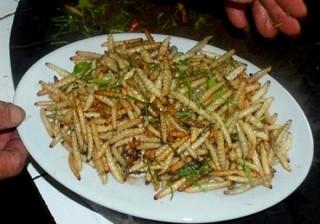 Ba món ăn vùng cao xứ Thanh khiến bạn rùng mình