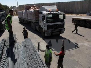 Israel thông báo mở lại cửa khẩu Kerem Shalom với Dải Gaza