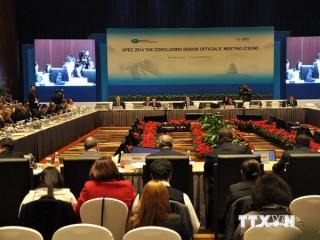 Khai mạc Hội nghị quan chức cấp cao APEC tại Trung Quốc