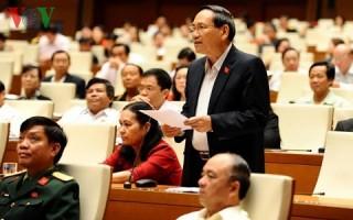Quốc hội thông qua Nghị quyết về kế hoạch phát triển KT-XH năm 2015