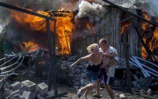 Phe ly khai tố cáo chính phủ Ukraine dùng bom phốt pho độc hại