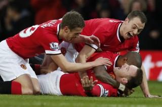 M.U chôn vùi Liverpool tại sân Old Trafford