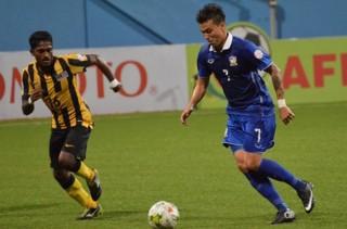 Thái Lan nhọc nhằn hạ Malaysia 2-0